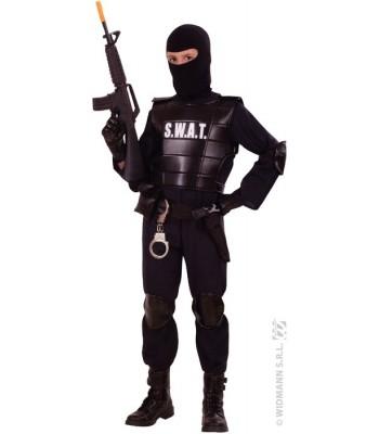Déguisement SWAT commando garçon