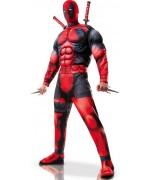Déguisement Deadpool pour adulte, incarnez le plus déjanté des super héros Marvel lors de vos soirées déguisées