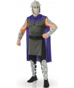 Déguisement Shredder pour adulte avec combinaison imprimée et casque - Tortues Ninja