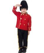 Déguisement de garde anglais pour enfant - BZ217S