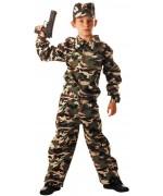 Déguisement militaire pour garçon, transformez votre enfant en un véritable soldat