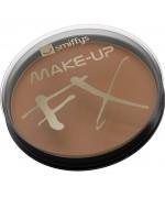 maquillage à l'eau marron clair visage et corps - maquillage à l'eau
