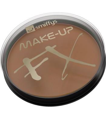 Maquillage marron à l'eau visage et corps