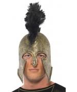 casque Achille en latex, incarnez un véritable guerrier antique issu de la mythologie