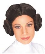 Perruque Leia Star Wars, incarnez la célèbre princesse Leia de la saga Star Wars
