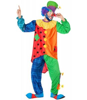 Déguisement clown adulte