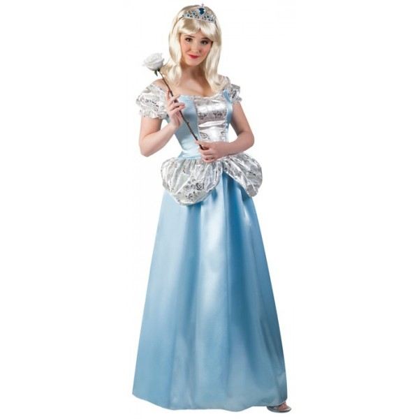 d guisement princesse cendrillon adulte la magie du d guisement costumes princes et princesses. Black Bedroom Furniture Sets. Home Design Ideas