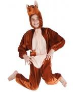 Déguisement de kangourou pour filles et garçons de 4 ans à 10 ans