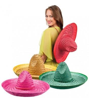 Sombrero mexicain adulte 50 cm