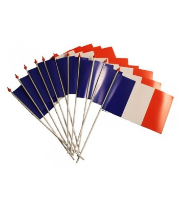 Mini drapeau France 16 x 9,5 cm