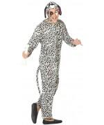 déguisement de dalmatien pour adulte décliné de la taille S au XL - soirée Disney et dessins animés