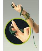 Faux serpent 120 cm idéal pour accessoiriser tous vos déguisements égyptiens