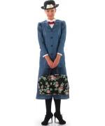 Déguisement de Mary Poppins pour adulte, la nourrice londonienne sous licence officielle Disney