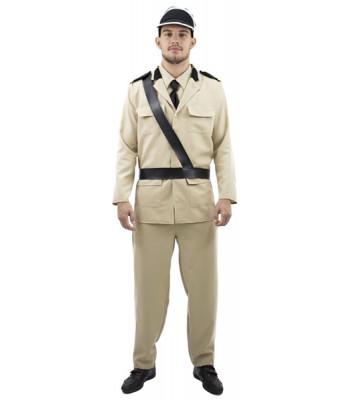 Déguisement Gendarme de Saint Tropez adulte