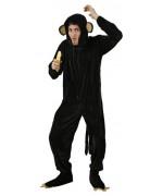 déguisement de singe pour adulte idéal pour le carnaval ou pour fêter un enterrement de vie de célibataire