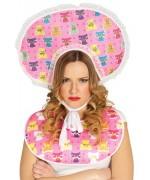 Kit de déguisement bébé adulte idéal pour fêter dignement un EVJF et ou un EVG