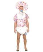 Déguisement de gros bébé pour adulte, une idée de déguisement originale pour vos EVG et EVJF