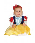 Déguisement de princesse pour bébé, robe de princesse de dessin animé 0 à 6 mois et 6 à 12 mois