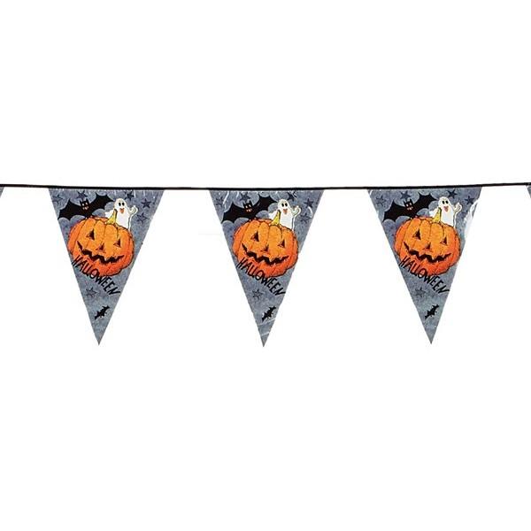 Guirlande citrouille halloween la magie du d guisement d coration de salle halloween - Guirlande halloween a imprimer ...