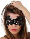 Masque chauve souris noir