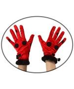 Paire de gants coccinelle