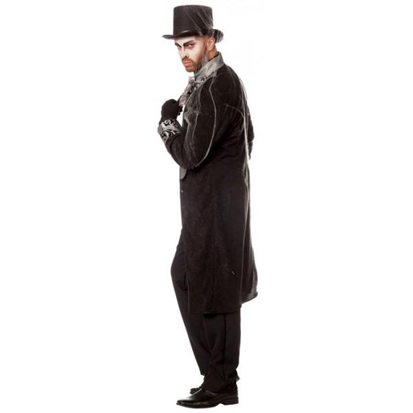 ... Costume de v&ire baroque pour homme également disponible en taille XXL  sc 1 st  La magie du déguisement & Déguisement vampire baroque adulte - la magie du deguisement ...