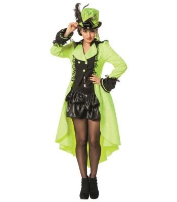 d guisement chapelier femme jaune neon la magie du deguisement costume originaux et fluo. Black Bedroom Furniture Sets. Home Design Ideas