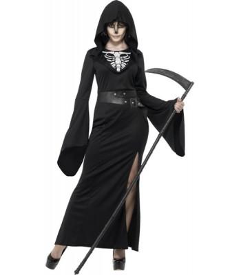 Déguisement faucheuse halloween femme