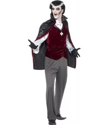 Déguisement vampire halloween homme