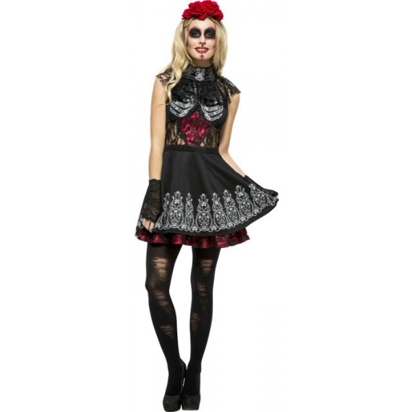 Halloween Mexicain Femme Femme Costume Halloween Costume dQxorBsthC