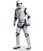 Déguisement Stromtrooper luxe avec masque intégral, incarnez un trooper de Star Wars VII