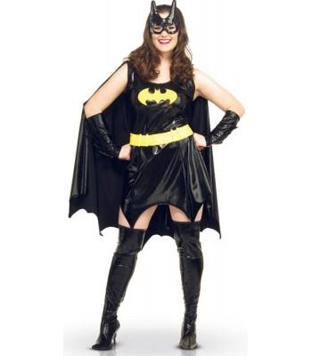 Déguisement Batgirl grande taille