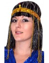 Bandeau égyptien avec serpent, l'accessoire idéal pour votre déguisement d'égyptienne