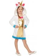 Déguisement de licorne pour fille de 3 à 13 ans - animaux et personnages féeriques