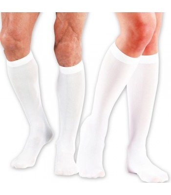 Chaussettes blanches mixte