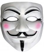 Masque anonymous, incarnez un célèbre justicier digne de V pour vendetta