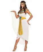 déguisement égyptienne pour femme, incarnez Cléopâtre à l'occasion d'un carnaval ou d'une soirée à thème