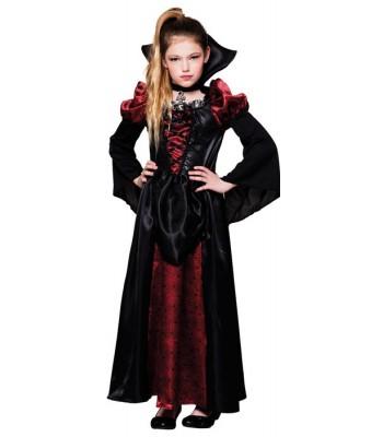 Déguisement reine des vampires enfant