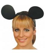 Serre-tête avec oreilles de souris