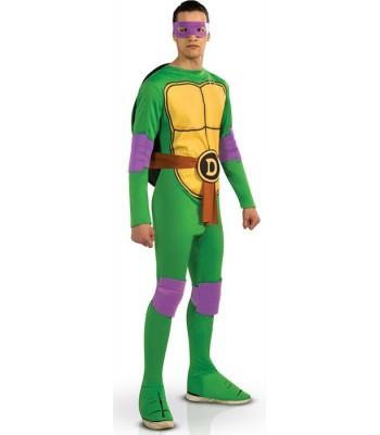 Déguisement Donatello Tortue Ninja adulte