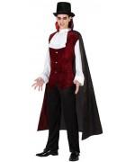 déguisement de vampire pour homme - costume halloween adulte