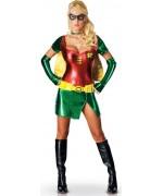 Déguisement Robin femme - Batman & Robin