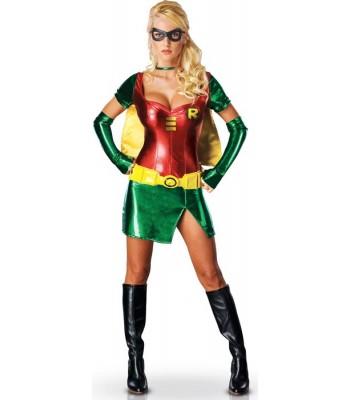 Déguisement Robin femme - Batman