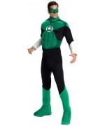 Déguisement Green Lantern homme, personnage bande dessinée DC Comics