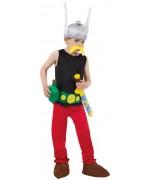 Déguisement Astérix enfant avec gourde et glaive - Bande dessinée & dessin animé