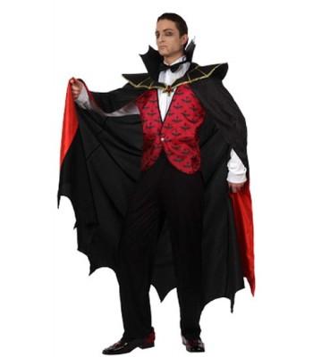 Déguisement vampire de l'ombre adulte