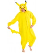 Déguisement Jonachu pour adulte, incarnez un personnage digne du célèbre Pikachu