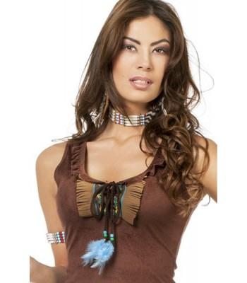Bracelet ou collier indien