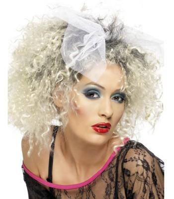 Perruque Madonna années 80