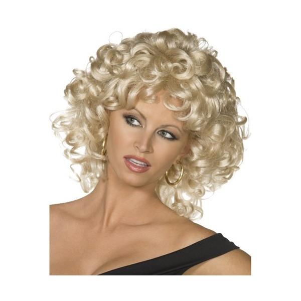 Perruque Grease Sandy - la magie du deguisement,